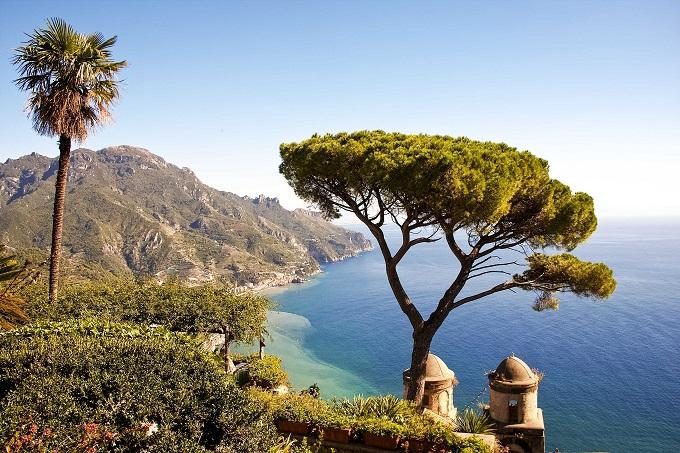 Путешествие по Амальфитанскому побережью в Италии