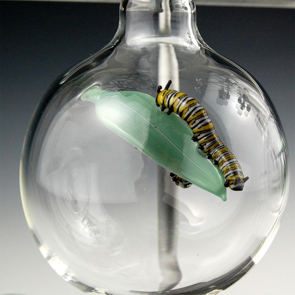 Удивительные стеклянные скульптуры от Kiva Ford