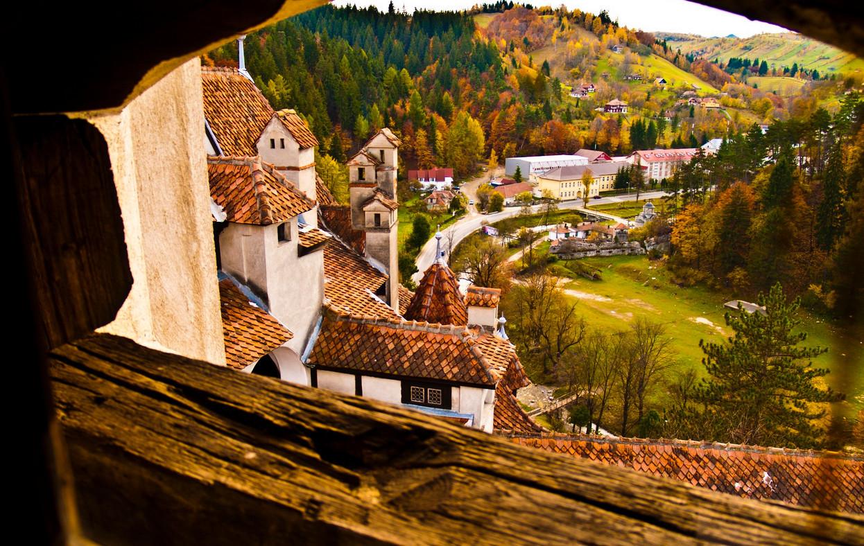 Замок Дракулы - визитная карточка Трансильвании