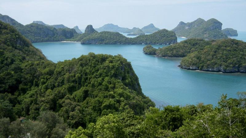 10 уединенных островов нашей планеты