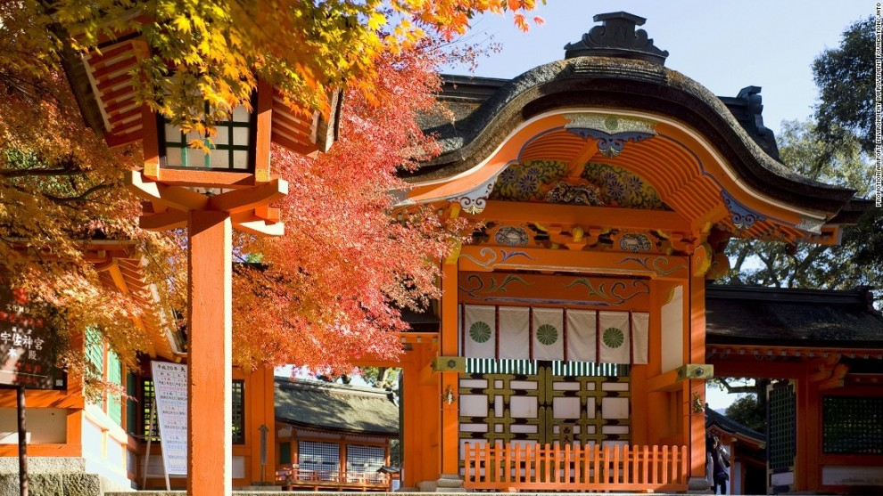 15 живописнейших уголков Японии
