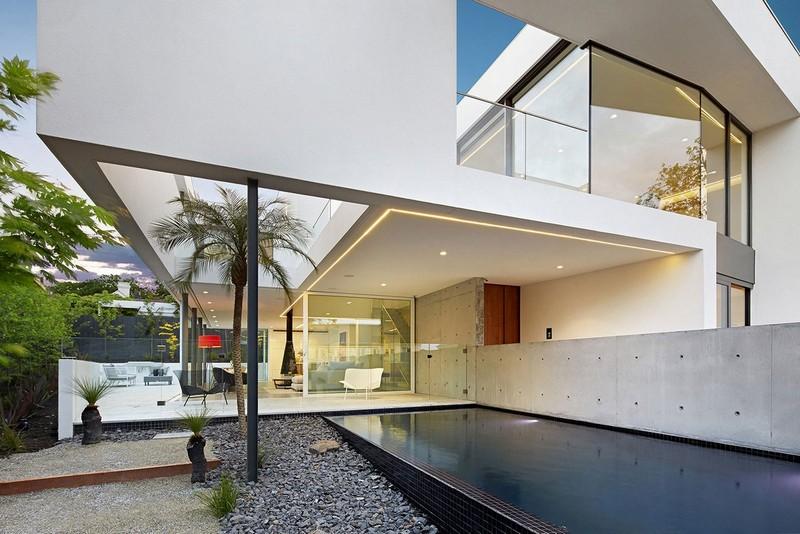Просторный дом Boandyne House в пригороде Мельбурна