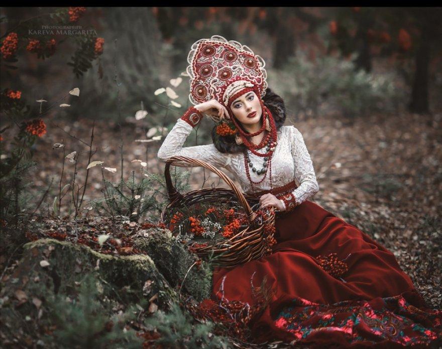 Удивительные фотографии от Маргариты Каревой, на которых поселилась сказка