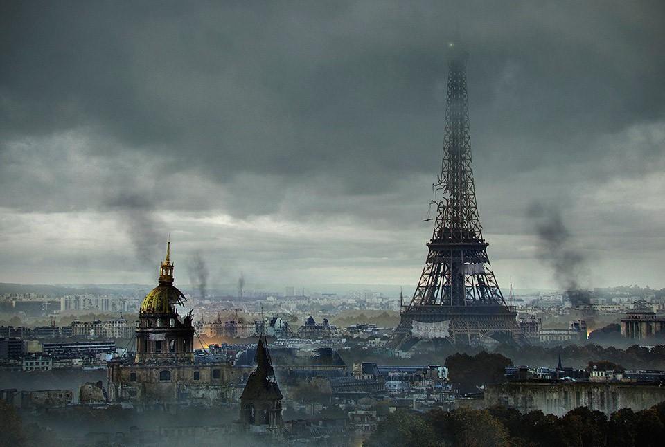 Как будет выглядеть наш мир после апокалипсиса