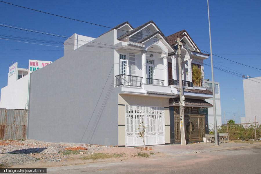 Необычные дома вьетнамских богачей