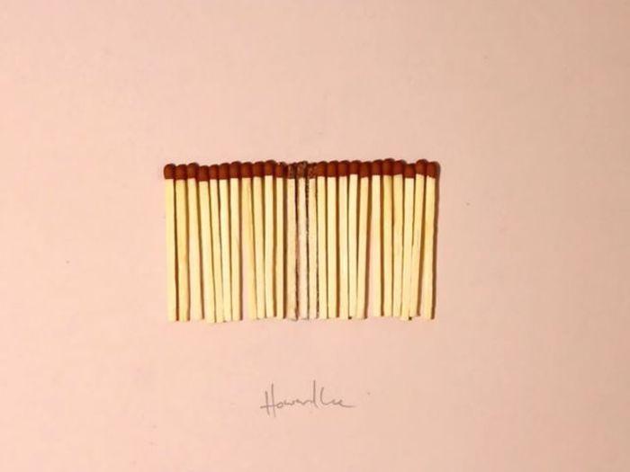 Невероятно реалистичные рисунки от Ховарда Ли