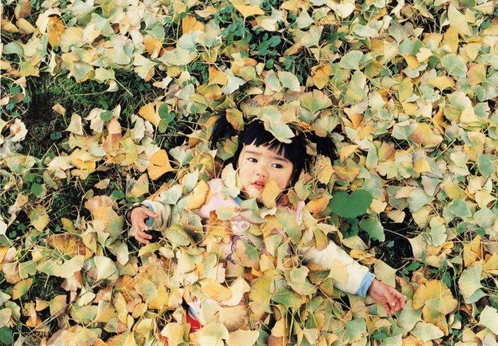 Невероятные фотоприключения милой 4-летней японской девочки