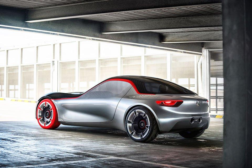 Opel GT Conept – оригинальный концепт нового купе