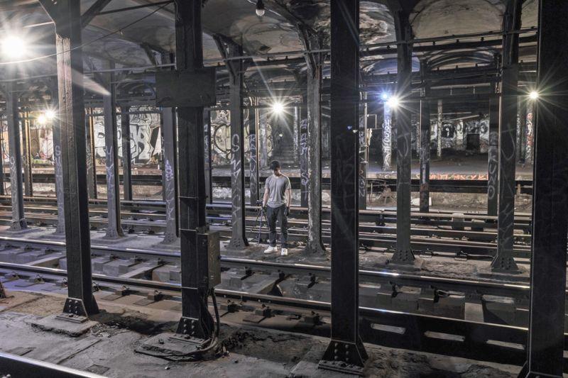 Прогулка по заброшенным веткам нью-йоркской подземки