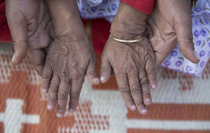 Юные старички из Индии