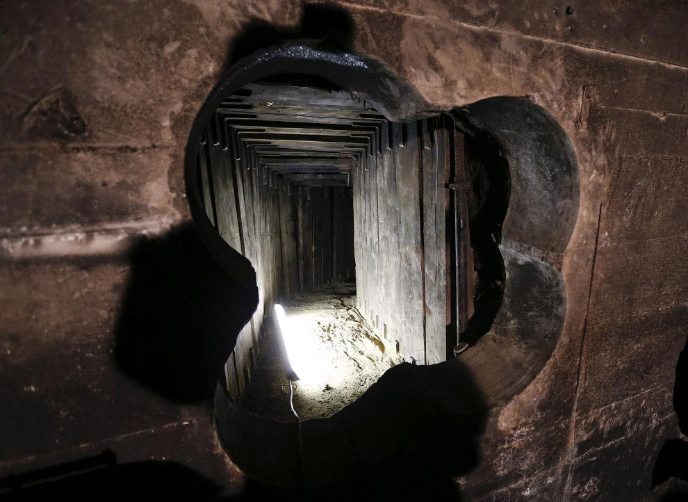 Загадочные и красивые пещеры и подземелья