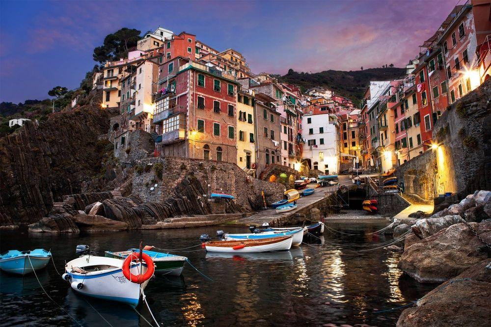 25 великолепных крошечных городов