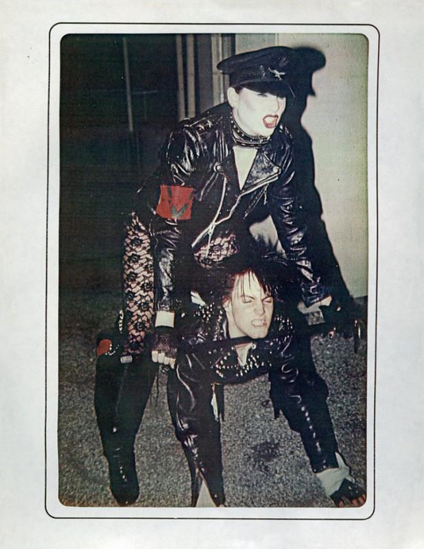 Панки Лос-Анджелеса 30 лет назад