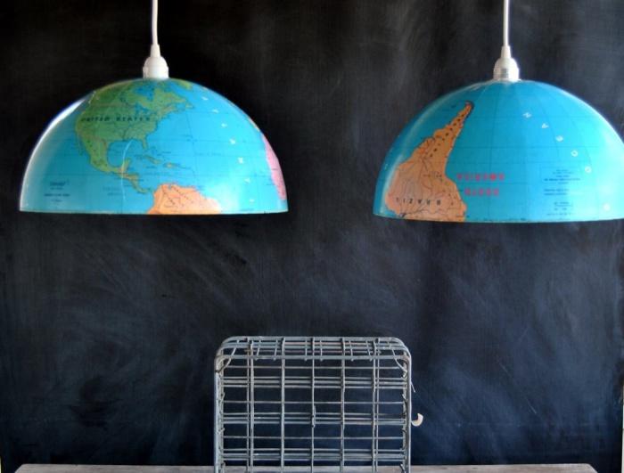 20 вдохновляющих вещей для дома из ненужного хлама