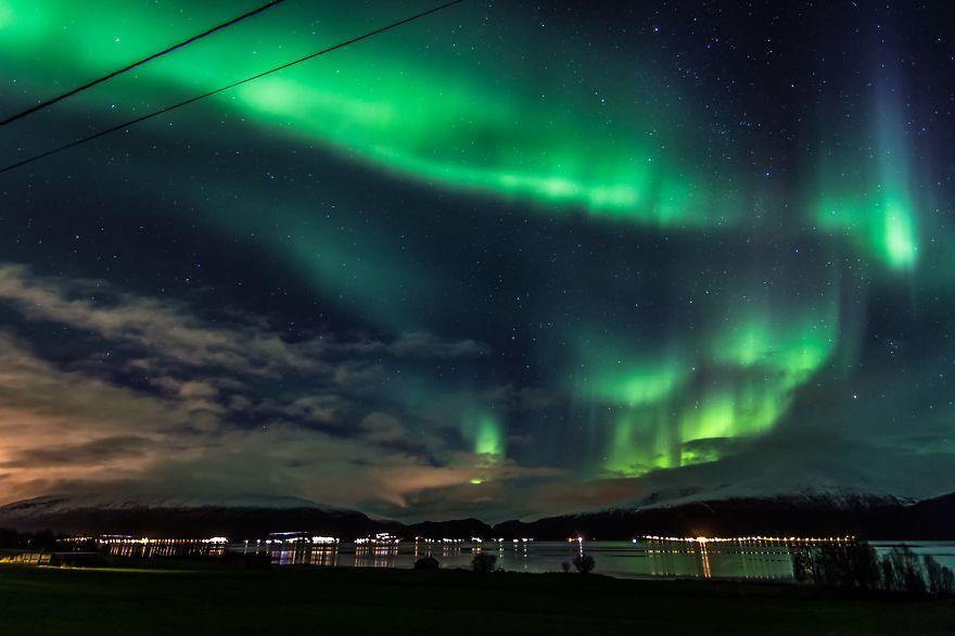 По Скандинавии в поисках полярного сияния