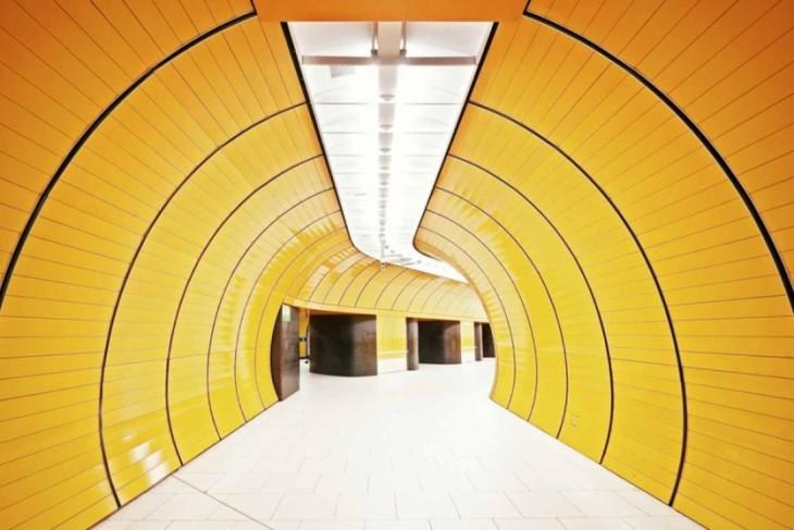 Восхитительные станции метро, которые похожи на подземные музеи