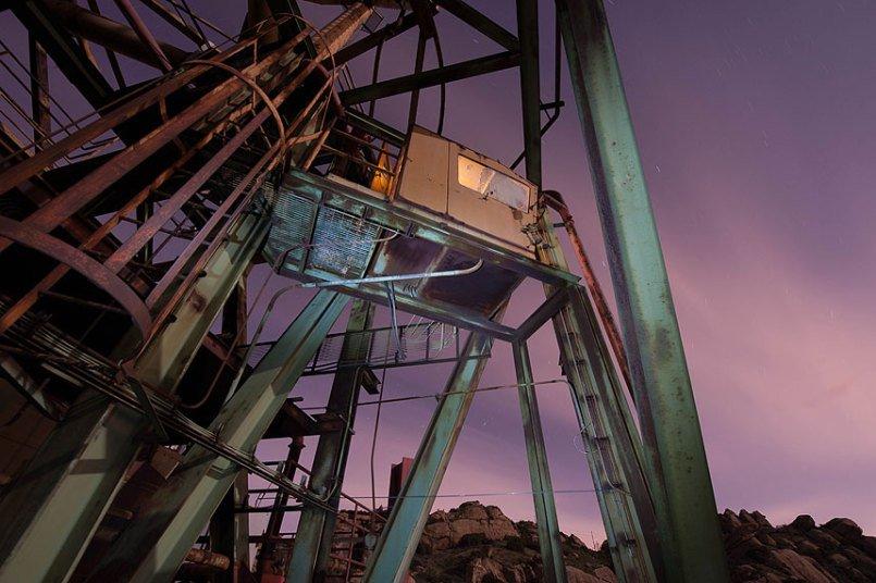 Заброшенная лаборатория NASA в Калифорнии