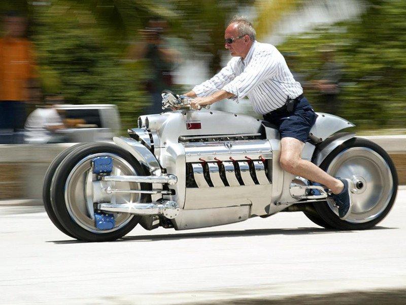 Самые большие двигатели в мире