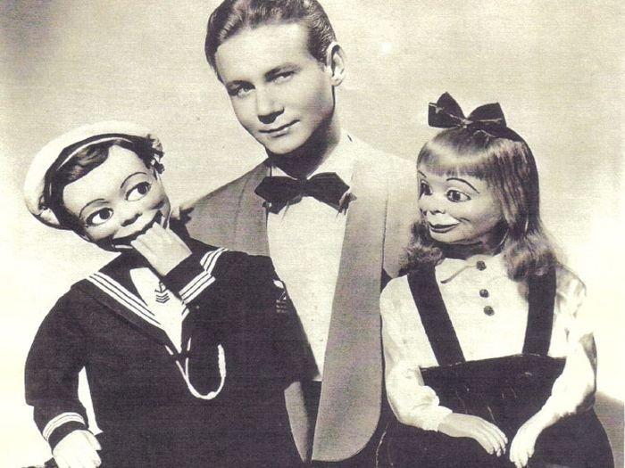 Жуткие куклы чревовещателей
