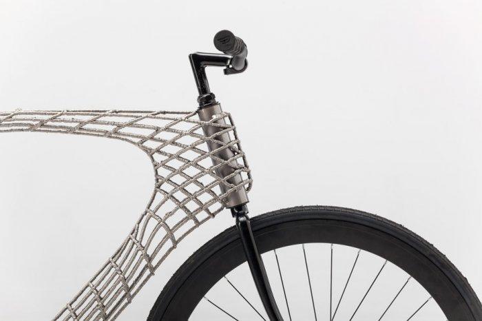 Arc - велосипед, напечатанный на 3D-принтере