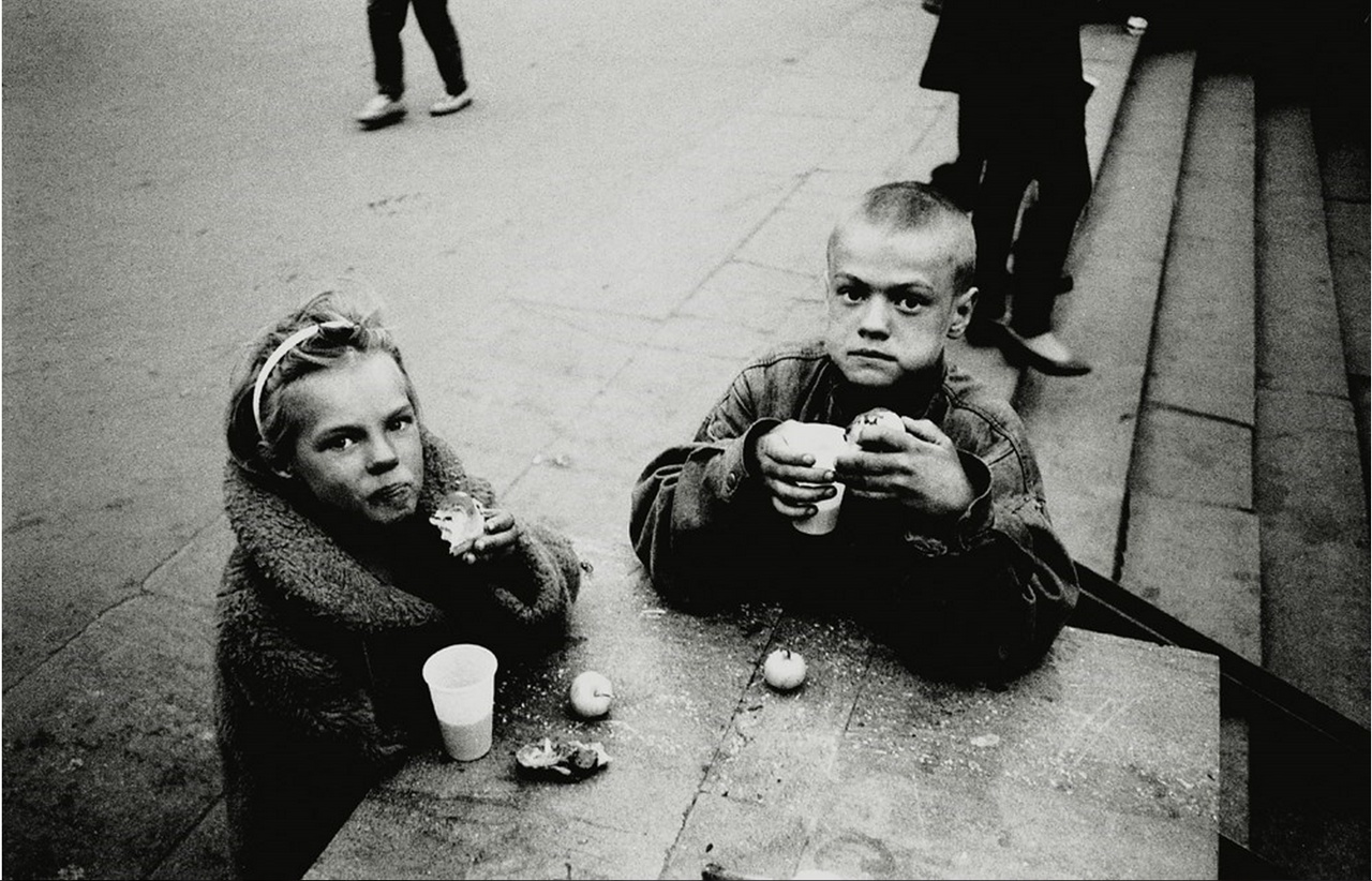 Москва бездомная, 1995 год
