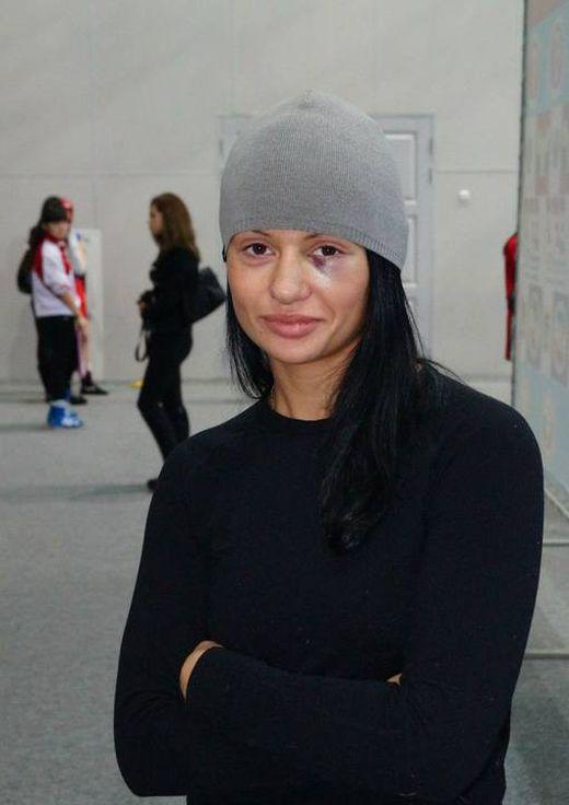 Очаровательные российские спортсменки