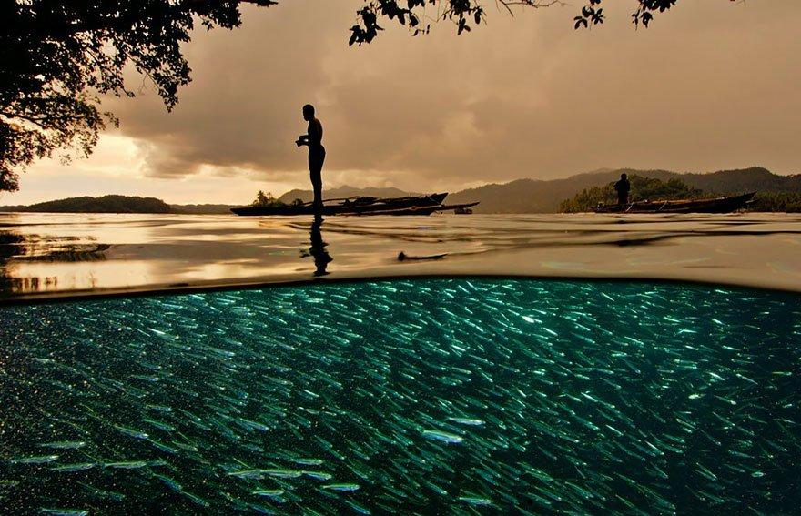 Потрясающие фотографии, сделанные на границе двух миров