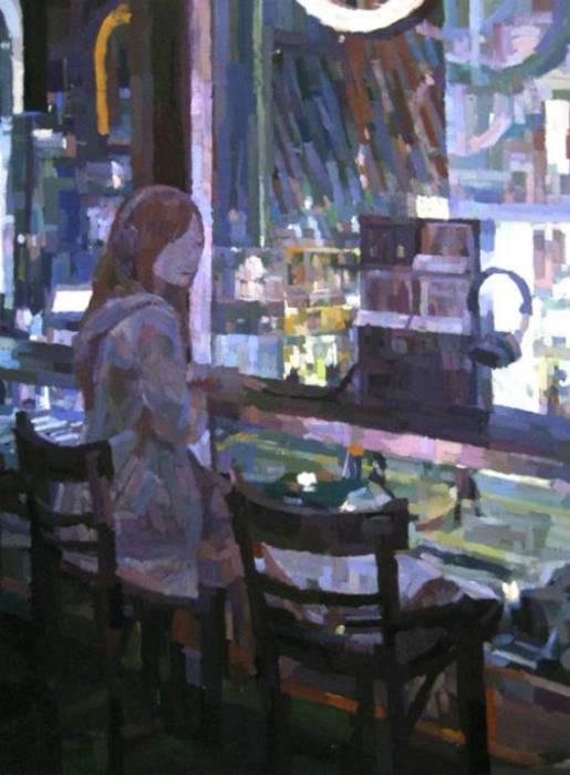 Волшебный мир детства на картинах-скульптурах Шинтаро Охата