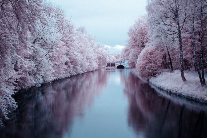 Атмосферные минималистичные фотографии