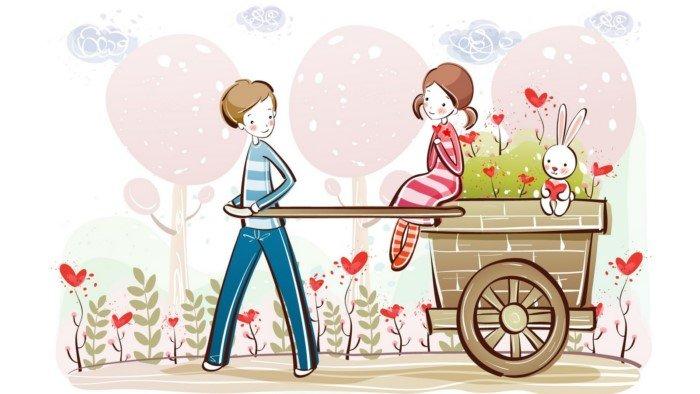 Как празднуют День любви во всем мире