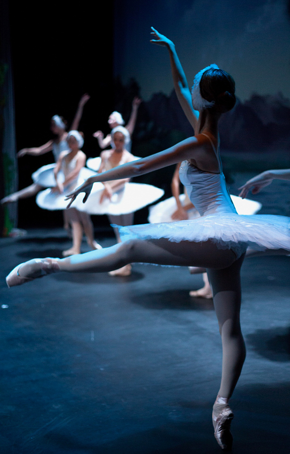Снимки Дарьян Волковой заставят вас полюбить балет