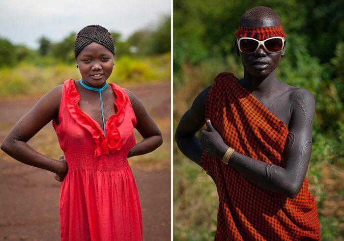 Кровь с молоком: самые красивые мужчины Эфиопии