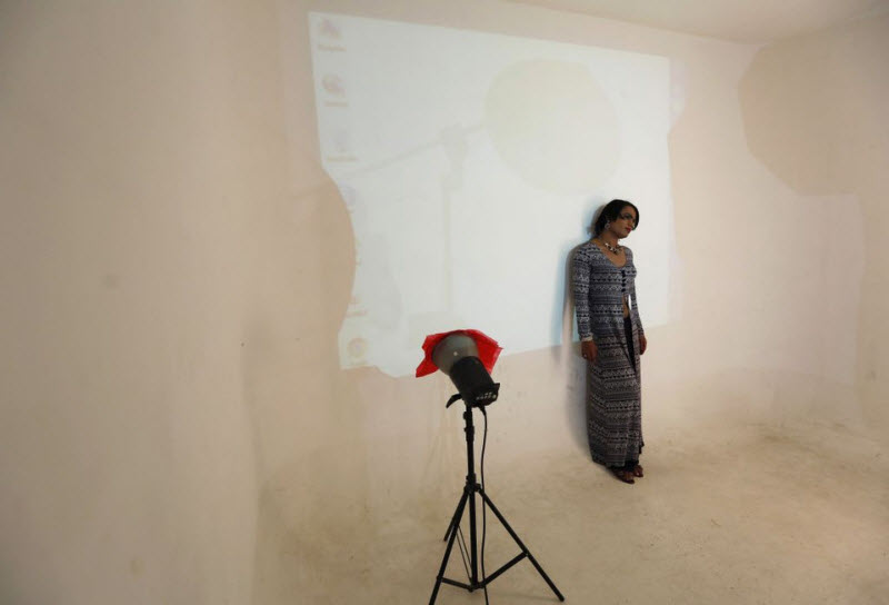 Внутри первого модельного агентства транссексуалов в Индии