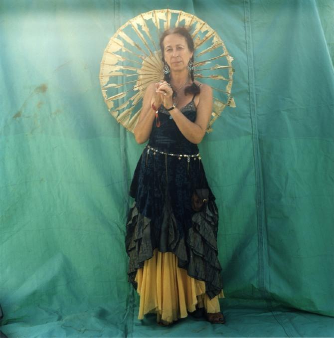 Новые цыгане: белый табор в фотопроекте Иэна Маккелла