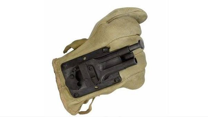 Пистолет-перчатка Sedgley OSS.38