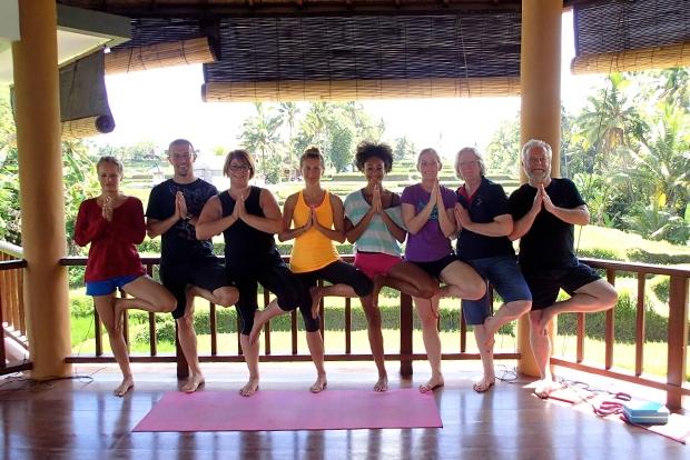 Йога-туры: путешествие в позе лотоса