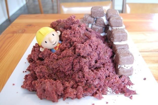 Неудачные торты, которые дети не хотели бы получить на день рождения