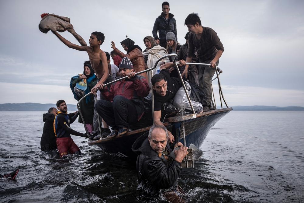 Победители фотоконкурса World Press Photo 2016