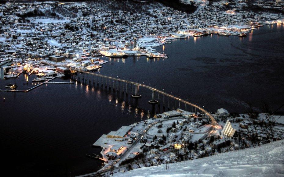 Потрясающие зимние пейзажи из разных стран мира