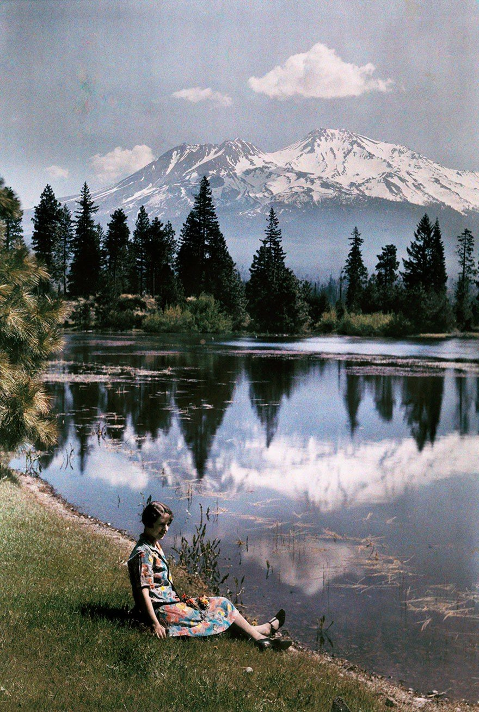 Прекрасные моменты на архивных снимках от National Geographic