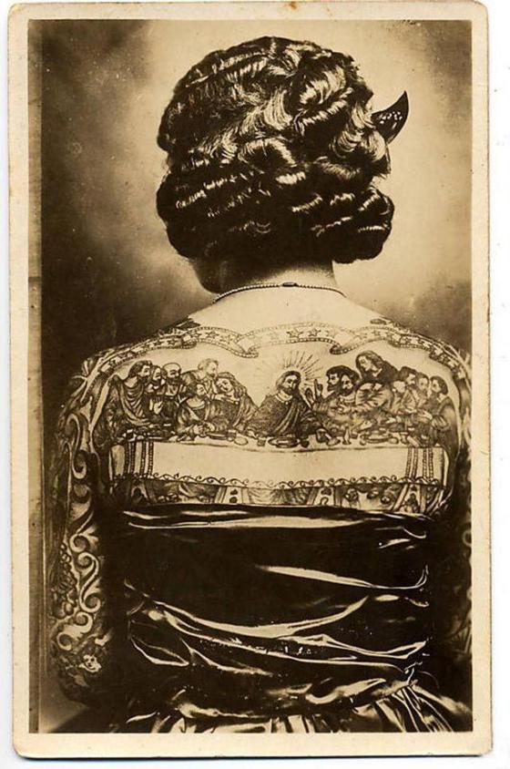Страшные фотографии из прошлого