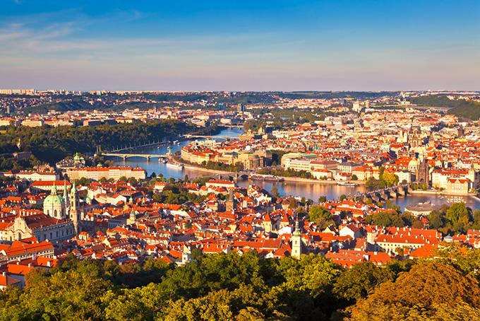 8 достопримечательностей, которые следует увидеть в Праге