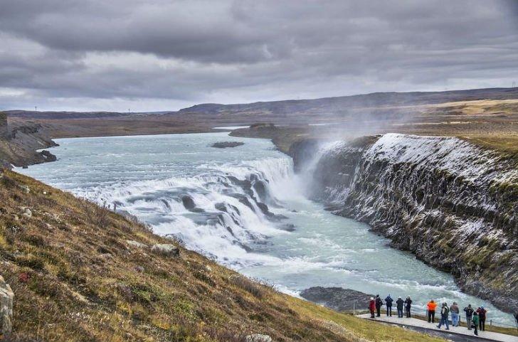Необыкновенные и запоминающиеся водопады Исландии