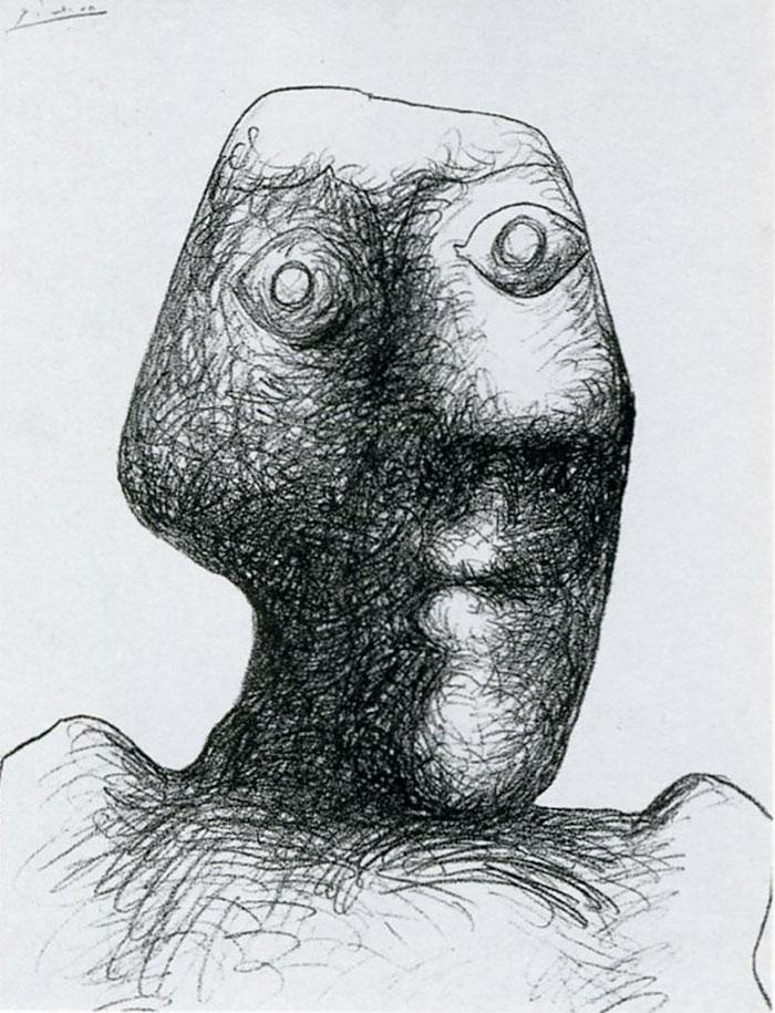 Автопортреты Пабло Пикассо — от 15 до 90 лет