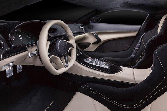 Электрический спорткар от Rimac Automobili