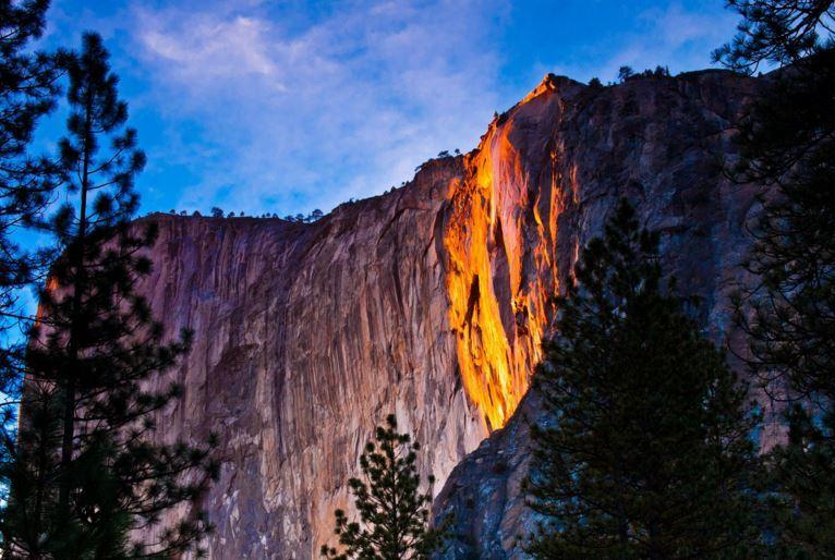 Национальный парк Йосемити в США