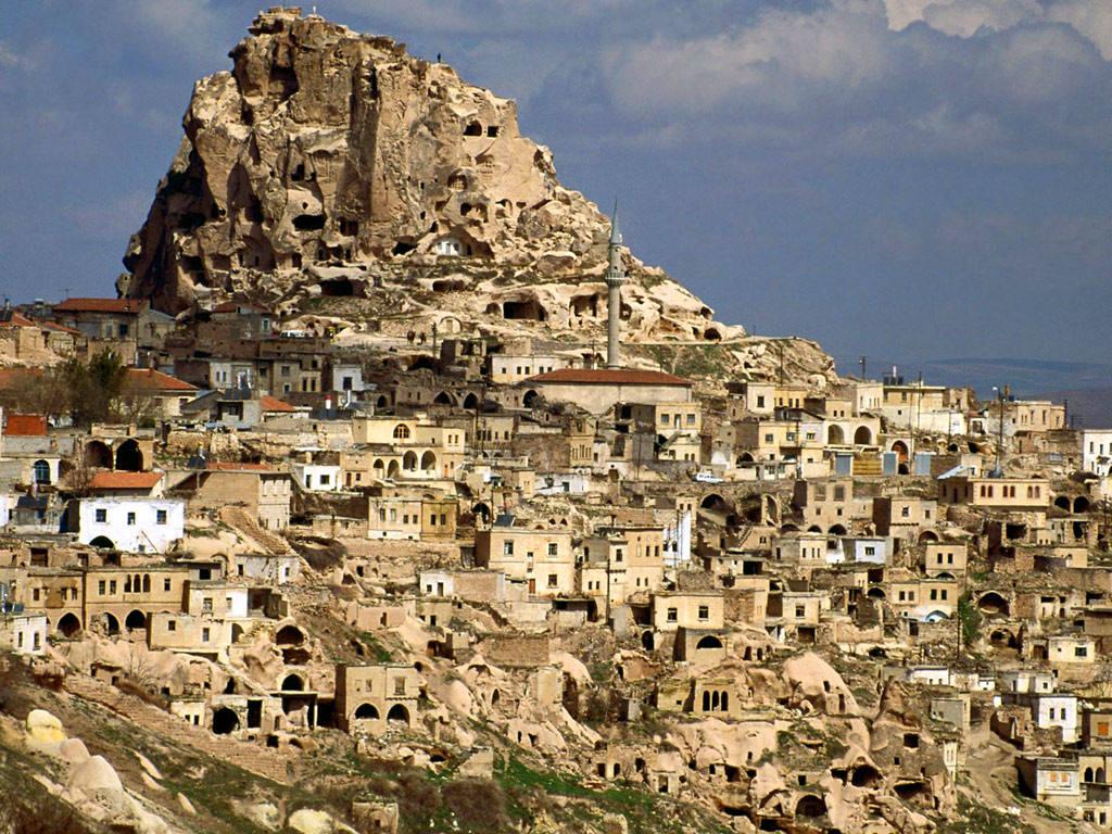 5 затерянных городов древности