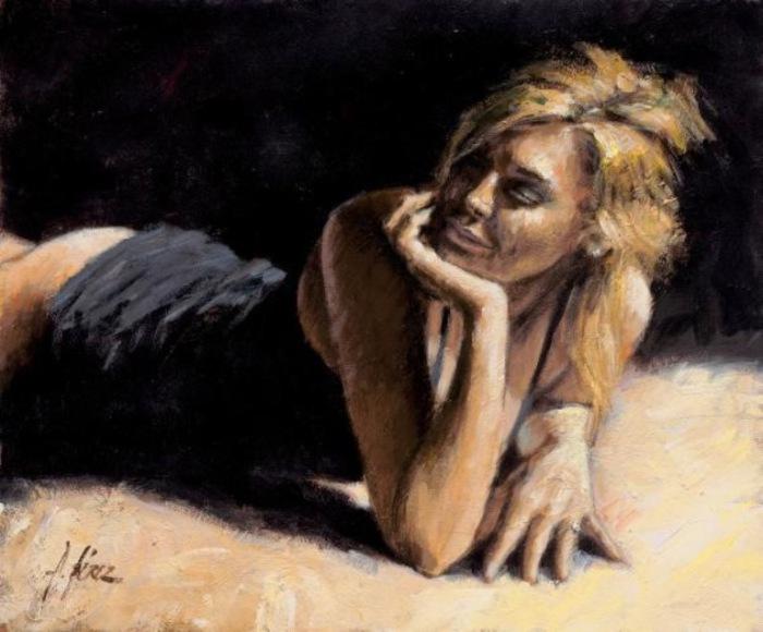 Атмосферные работы аргентинского художника