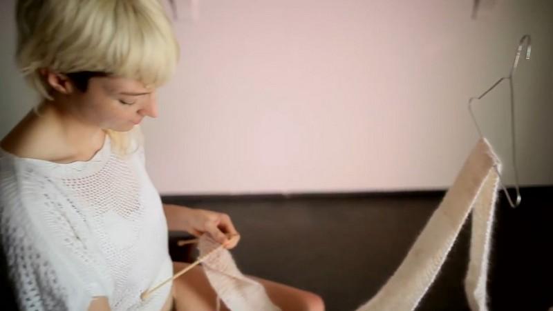 Vaginal Knitting, Girl On Girl Crime