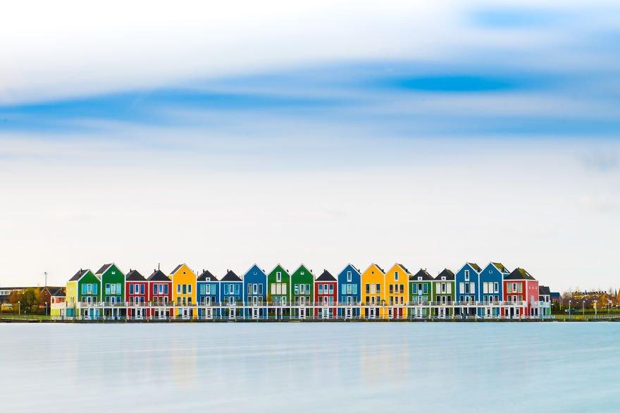 Впечатляющие причины посетить Нидерланды